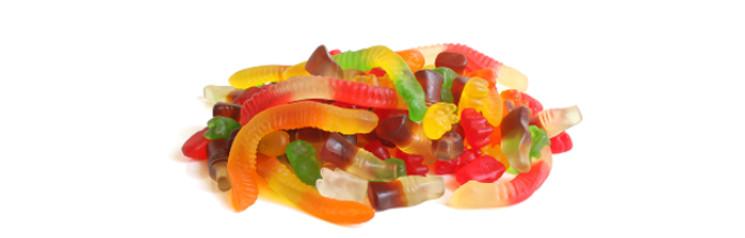 Fruchtgummi & Schaumzucker