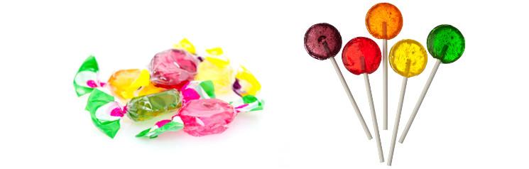 Bonbons & Lutscher