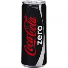 Coca Cola Zero 24x330ml inklusive Pfand