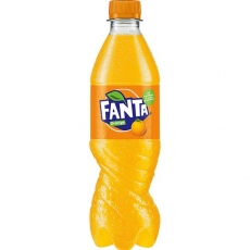 Fanta Orange 12x500ml inklusive Pfand