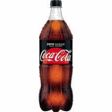 Coca Cola Zero 12x1.00l inklusive Pfand
