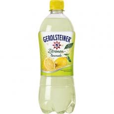 Gerolsteiner Zitronen-Limonade 6x750ml inklusive Pfand