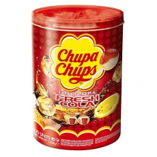 Chupa Chups Lollipops Fresh Cola 100 Stk.