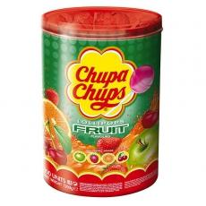 Chupa Chups Lollipops Fruit 100 Stk.