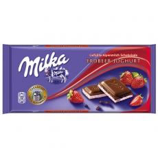 Milka Erdbeer-Joghurt 20x100g