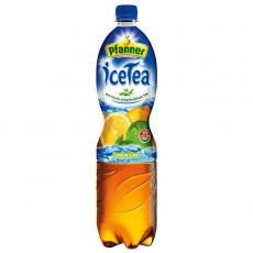 Pfanner Eistee Lemon 6x1,5l inklusive Pfand