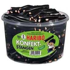 Haribo Konfekt-Stangen 150 Stk.