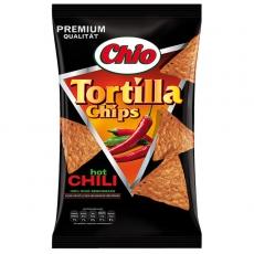 Chio Tortilla Chips Chili 10x125g
