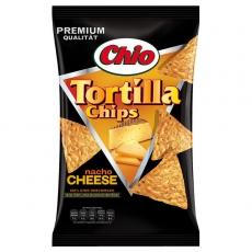 Chio Tortilla Chips Nacho Cheese 10x125g