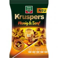 Funny-Frisch Kruspers Honig & Senf 10x120g