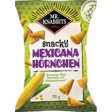 Mr.Knabitts Mexico Hörnchen 15x75g