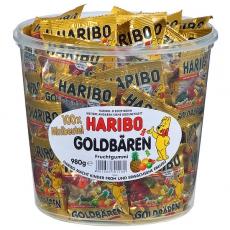 Haribo Goldbären Minibeutel 100 Stk.