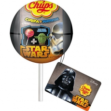 Chupa Chups Chupa+Surprise Star Wars 16x12g