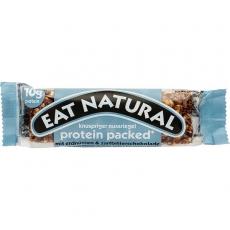 Eat Natural Protein Packed, mit Erdnüssen & Zartbitterschokolade 12x45g