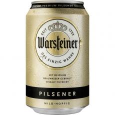 Warsteiner Premium Pilsener 24x330ml inklusive Pfand