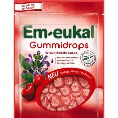 Em-eukal Gummidrops Wildkirsche Salbei 20x90g