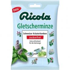 Ricola Gletscherminze ohne Zucker 18x75g