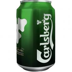 Carlsberg Beer 24x330ml inklusive Pfand