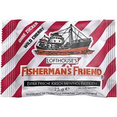 Fishermans Friend Wild Cherry 24x25g
