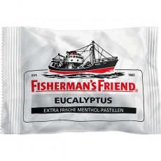 Fishermans Friend Eucalyptus 24x25g