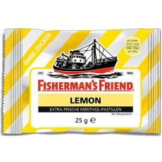 Fishermans Friend Lemon 24x25g