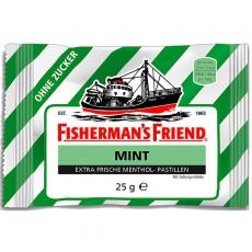 Fishermans Friend Mint ohne Zucker 24x25g
