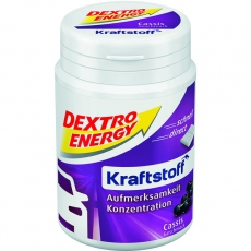 Dextro Energy Kraftstoff Cassis 6x68g