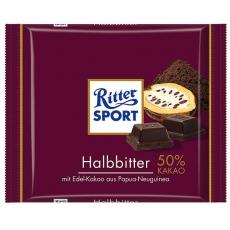 Ritter Sport Halbbitter 12x100g