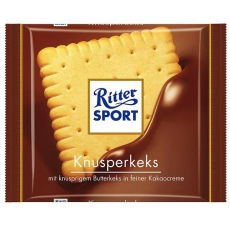 Ritter Sport Knusperkeks 11x100g