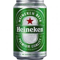 Heineken 24x330ml inklusive Pfand