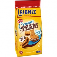 Leibniz Cream Team 12x150g