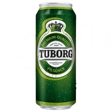 Tuborg Pilsener 24x500ml inklusive Pfand