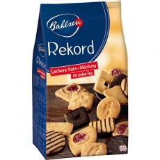 Bahlsen Rekord Leckere Keks-Mischung für jeden Tag 12x350g