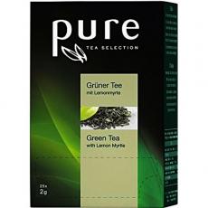 Pure Tea Grüner Tee mit Lemonmyrte 6x25 x 2g
