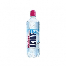 Active O2 Himbeer Cranberry 8x750ml inklusive Pfand