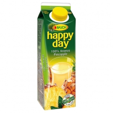 Happy Day Ananassaft Pinneapple 6x1.00l