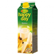 Happy Day Banane 6x1.00l