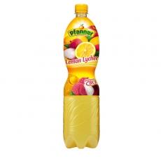 Pfanner Lemon Lychee 6x1.50l inklusive Pfand
