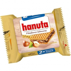 Ferrero Hanuta 18x 2x22g