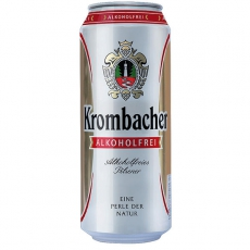 Krombacher Alkoholfrei 24x500ml inklusive Pfand