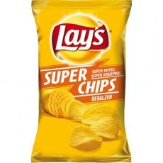 Lays Super Chips gesalzen 8x175g