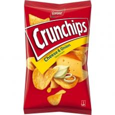 Lorenz Crunchips Cheese & Onion 20x175g
