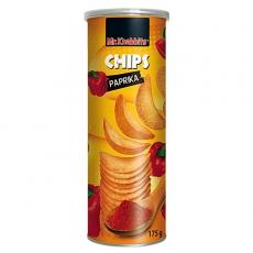 Mr.Knabbits Chips Paprika 15x175g