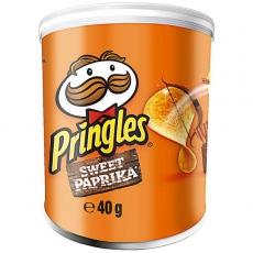 Pringles Sweet Paprika 12x40g