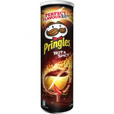Pringles Hot & Spicy 19x190g