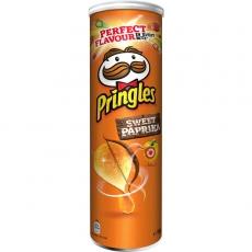 Pringles Sweet Paprika 19x190g
