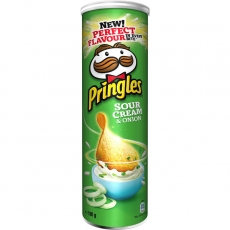 Pringles Sour Cream & Onion 19x190g