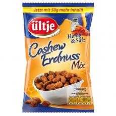 Ültje Cashew Erdnuss Mix Honig & Salz 12x200g