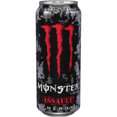 Monster Assault Energy 12x500ml inklusive Pfand