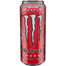 Monster Energy Ultra Red 12x500ml inklusive Pfand